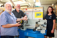 K1841 - Mens Shed RACV donation, December 12, 2016