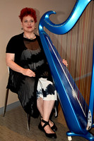 K328 - Mary Doumany Harp Concert, March 13, 2016