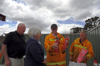 S51 - Mallacoota CFA fire safety day, February 20, 2016