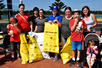 K287 - McDonalds Lakes Entrance Clean Up Australia Day, March 6, 2016