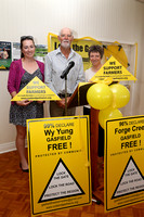 K178 - Paynesville Gasfield Free Declaration, February 13, 2016