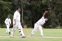 K181 - Cricket St Mary's Nagle v Orbost B, February 13, 2016