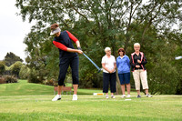 K124 - Goose Gully Ladies Golf, February 4, 2016