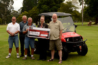 S37 - Orbost Golf Club : Orbost Club donation, February 10, 2016