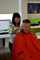 K334 - Bairnsdale Telstra Shop Shave For a Cure, March 16, 2016