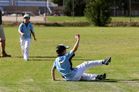 K137 - Cricket West Bairnsdale v St Mary's Nagle U13, February 5, 2016