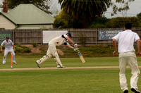 S75 - Orbost v Lucknow cricket, March 12, 2016