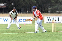 K112 - Cricket Lucknow v Swan Reach Metung C, January 30, 2016