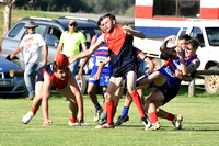 K638 - ODFNL Bruthen v Swifts Creek Senior Football, May 7, 2016