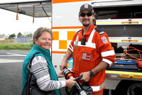 K666 - Bairnsdale SES Wear Orange Day, May 11, 2016
