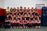 K1195 - BDJFA Grand Finals, U14 Bairnsdale v Lakes Entrance, August 21, 2016