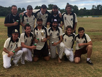 K358 - Cricket B Grand Final, Orbost v Lucknow, March 20, 2016