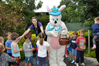 K406 - Easter Bunny Visits, March 24, 2016