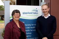 K820 - Victorian Health Care Association CEO Tom Symonson GLCH Visit, June 8, 2016