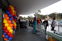 K1053 - Aldi opening, Lakes Entrance, July 27,2016