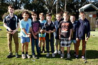 K1124 - Orbost Snowy Rovers Football Netball Club U10 Fun Day, August 7, 2016