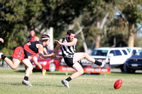 K597 - EGFNL Lucknow v Boisdale Briagolong Senior Football, April 30, 2016