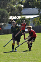 S126 - Hockey - Orbost v Maffra U15, April 30, 2016