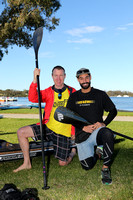 K685 - Gippsland Lakes Paddle Challenge, May 14, 2015