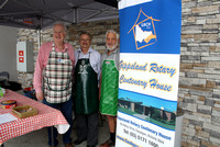 K521 - Gippsland Rotary Centenary House Eastwood fundraising morning, April 21,2016