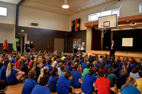 K672 - St Brendan's Primary School Leaders, May 13, 2016