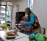 S250 - Mallacoota Tapestry Workshop, August 8, 2016