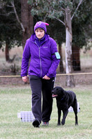 K836 - Bairnsdale Dog Obedience Trials, June 11, 2016