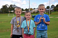 K370 - Bairnsdale Little Athletics Presentation, March 21, 2016