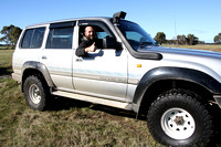 K998 - Ricky Muir 4WD, July 14, 2016
