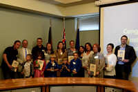 K1353 - Citizenship Ceremony Bairnsdale, September 16, 2016