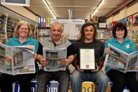 K1640 - Lamanna's Newsagency, November 7, 2016