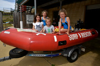 K1494 - Surf Life Saving Lakes Entrance Open Day, October 15, 2016
