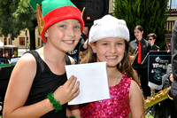 K1791 - Bairnsdale Christmas Parade Dance, December 3, 2016