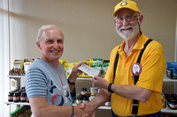 S390 - Orbost Lions Club Donation, December 1, 2016