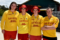 K1730 - Lakes Entrance Surf Lifesaving Club First Patrol, November 26, 2016
