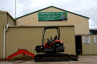 K1423 - Bairnsdale Tilt Tray and Assist 'A' Lift Forklifts, September 29, 2016