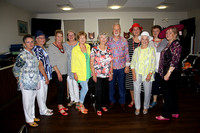 K1387 - Eastwood Retirement Village fashion parade with Rachel's of Bairnsdale, September 22, 2016