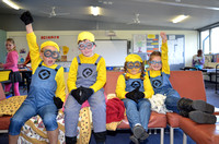 S271 - Orbost North PS Book Week, August 23, 2016