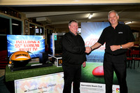 K1397 - Bairnsdale Bowls Club Champion Promotion Raffle, September 23, 2016