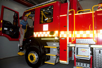 S374 - Mallacoota CFA New Truck, November 17, 2016