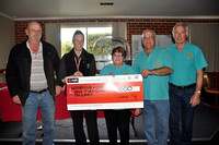 S265 - Orbost Club & Rotary Presentation, August 22, 2016