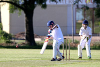K1496 - Cricket - U13 West Bdale v Orbost White, October 14, 2016