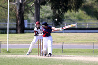 K1748 - GCL Cricket - U18 Bairnsdale v Warragul, November 27, 2016