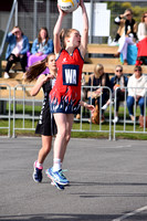 K1393 - GL 13 and Under Netball Grand Final, September 24, 2016