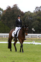 K1370 - Bairnsdale Dressage Club Competition, September 18, 2016
