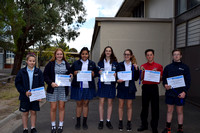 K1486 - Bairnsdale Secondary Assembly of Achievement, October 13, 2016