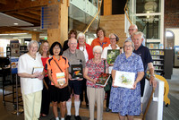 K258 - Friends of the East Gippsland Library, books in memory handover. March 1, 2016