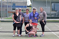 S462 - Orbost ladies tennis, December 2