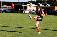 K650 - GL Bairnsdale v Traralgon Senior Football, May 7, 2016