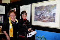 K644 - Bairnsdale and District Art Society Exhibition Opening, May 6, 2016
